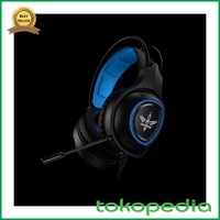 Jual NYK JUGGER HS-M01 - Headset Gaming Support HP SmartPhone Diskon