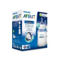 Philips Avent Anti Colic Classic Botol Susu 260 ml ISI 2 Pcs SCF563/27
