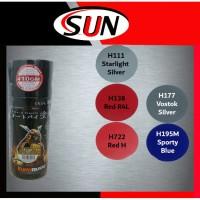Pilox Samurai 400 ml Honda Starlight Silver red r4l Vostock Grey