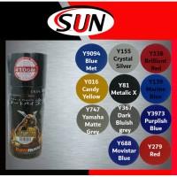 Pilox Samurai 400 ml Grey Silver yellow Blue Met Moviestar Metalic