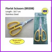 Florist Scissors - Gunting Untuk Kertas Tissue Bunga Pita -