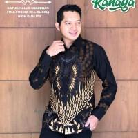 Astaguna Kemeja Batik Solo Lengan Panjang Full Furing By Kanaya