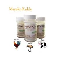 SALE Maseko Kaldu Ayam Kampung, Sapi, Jamur NON MSG ORIGINAL
