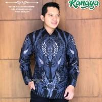 Natawibawa Kemeja Batik Solo Lengan Panjang Full Furing By Kanaya