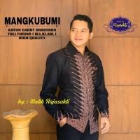 Mangkubumi Kemeja Batik Solo Lengan Panjang Full Furing By RajaSakti