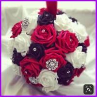 oasis diamante pin jarum aksesoris florist barang bunga bunga