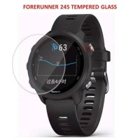 Tempered Glass Screen Protector Garmin Forerunner 245 245M Smart Watch