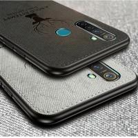 Case Deer Xiaomi Redmi Note 8 - Abu-abu