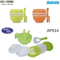 Baby Safe AP014 Multi Food Grinding Set Food Maker Makanan Bayi MPASI