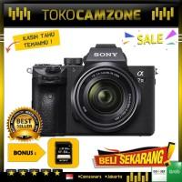 Sony Alpha 7 Mark III - Sony A7 III - A7III kit FE28-70mm Bonus Memory