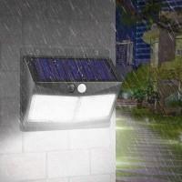 Lampu taman tenaga surya/ solar cell/Tembok/dinding/108 LED Waterproof
