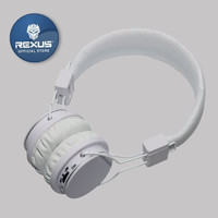 Rexus X1 Bluetooth Headset Gaming - Wireless Headset Radio Fm with Mic