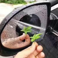 Anti Fog Sticker Kaca Film Pelindung Spion Mobil Anti Embun Universal