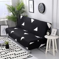 Cover Sofa Sarung Sofa Bed BLACKTRIANGLE Elastis Anti Air