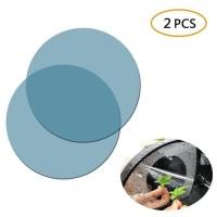 Sticker Anti Fog Kaca Film Pelindung Spion Mobil Anti Embun Universal
