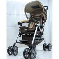 Kereta Dorong Pliko Cruz Stroller Bayi Stroler Anak Bisa Di Lipat