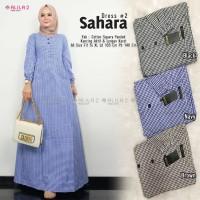 Baju Muslim Wanita Gamis Sahara Original