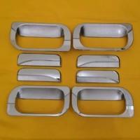 Cover Handle & Outer mangkok pintu chrome mobil Avanza Xenia 2005-2011