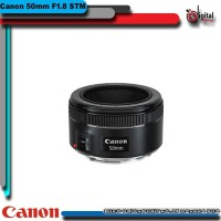 Lensa Canon 50mm F1.8 STM / Lensa Canon EF 50mm f/1.8 STM
