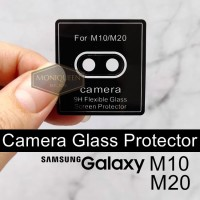 Samsung Galaxy M10 M20 Tempered Nano Glass Camera Pelindung Kamera