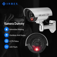 INBEX CCTV Fake Camera Kamera Tiruan Palsu Replika Outdoor Indoor