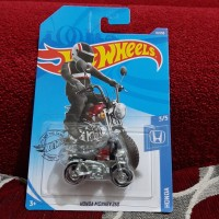 Hotwheels Honda Monkey Red hot wheels