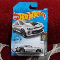Hotwheels 18 Copo Camaro SS Grey