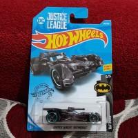 Hotwheels Justice League Batmobil Batman