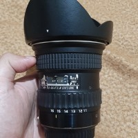 Lensa Tokina 11-16mm f2.8 ATX DX