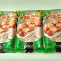 Queen Food Tori Egg Chicken Roll 400gr isi 18