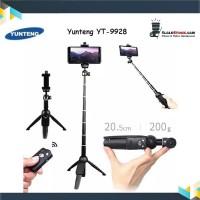Yunteng YT-9928 Tripod Monopod Tongsis Selfie Stick Camera