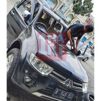 Kaca Depan Mobil Mitsubishi Pajero Sport 2008-2015 SNI & DOT-459