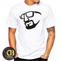 T-Shirt Kaos Baju Distro Pria Wanita Premium Size M L XL XXL 052