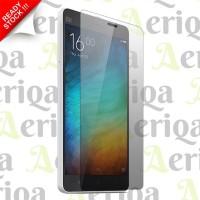 Tempered Glass Xiaomi Mi 4i / Mi 4c - Clear - Anti Gores Screen Guard