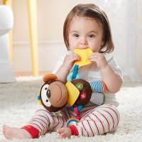 Mainan Gantung Bentuk Binatang untuk Tempat Tidur Bayi