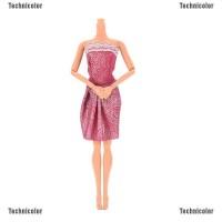 10 Buah Dress Baju Boneka Handmade
