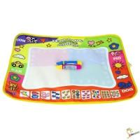 Cdi-kids Mainan Matras Gambar Magic Doodle 60x80cm Pen Air untuk Anak