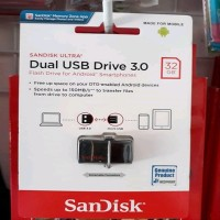 OTG flashdisk SANDISK flash disk 32GB