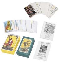 ReadyStockSet Game Card Rider waite Tarot Deck Vintage