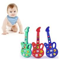 Gitar Simulasi dengan Musik untuk Perkembangan Kecerdasan Anak