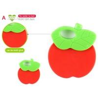 3pcs set Baby Teether Fruit Toy Toddler Care Toothbrush Training Toys