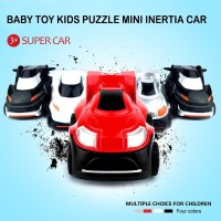 Se7en Mainan Mobil Dapat Berputar 360 Derajat untuk Anak Warna Acak