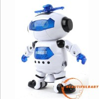 EBY-2018 New Kids Music Light Toy Electronic Walking Dancing Smart Spa