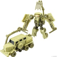 Mybaby Mainan Mobil Robot Transformer Mini Seri Tobot untuk Hadiah Ana