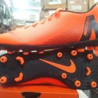 Sepatu Bola Nike Mercurial VAPOR 12 Club MG Asli