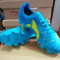 Sepatu Bola ORTUSEIGHT FG Ventura ORANGE & BLUE