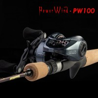 promo Fishband PW100 (GH100 Pro) Baitcasting Reel Carp Bait Cast