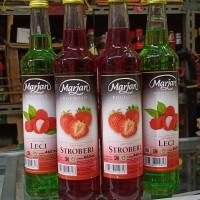 marjan sirup strawberry 460 ml