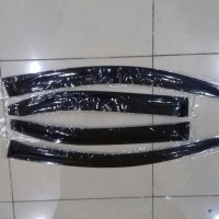 Talang Air Hujan Brio / Side Visor Mobil Honda Brio Slim Hitam