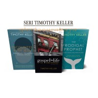 Paket Buku Timothy Keller (Encounter With Jesus,Gospel In Life,The Pro